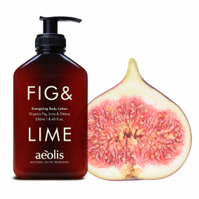 Aeolis Fig & Lime Body Lotion