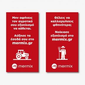 Mermix Flyer Design