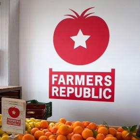 Farmers Republic Brand Identity