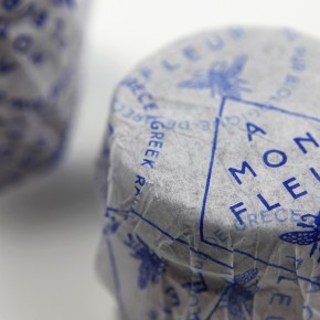 Amonefleur Honey Packaging