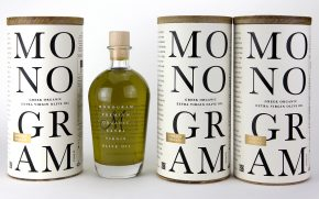 Monogram Olive Oil