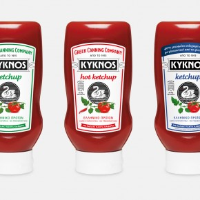 Kyknos Ketchup by DKD