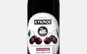 Kyknos Canned Fruit