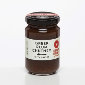 Farmer's Republic Plum Chutney