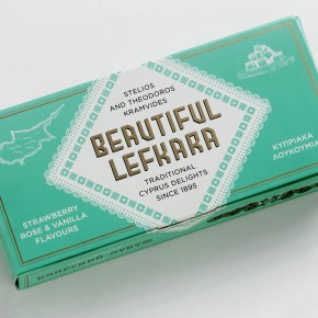 LEFKARA DELIGHTS PACKAGING