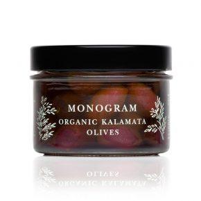 Monogram Organic Olives