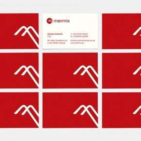 Mermix Business Cards