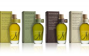 Monogram Monovarietal Olive Oil Packaging
