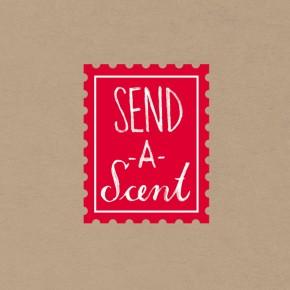 Send a Scent Logo