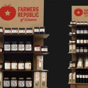 Farmer's Republic Stands