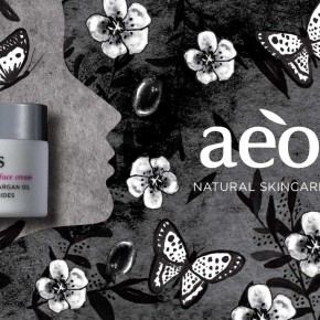 aeolis face cream illustration